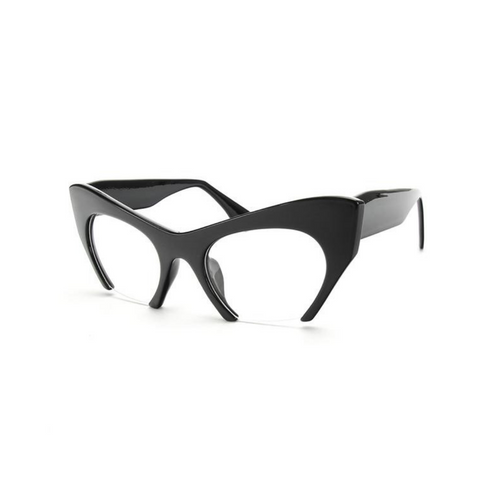 Eyeglasses - Dr. Who - Black - MoKa Queenz