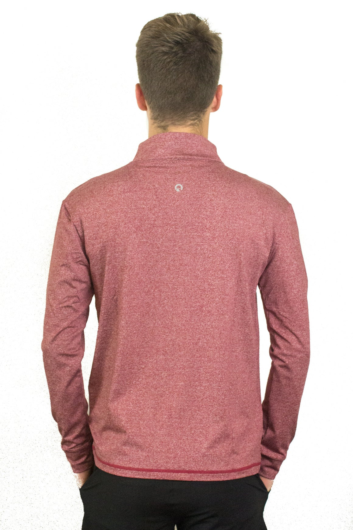 Pullover - Rustic Red