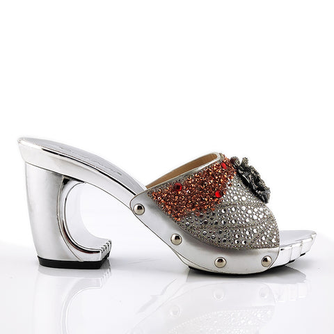 New Arrival Fashionable Shoes Women's Shoes With Appliques For Women Sandals