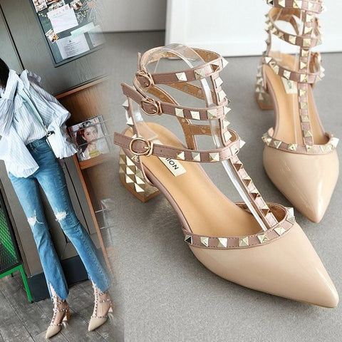 Shoes Woman Ladies High Heels Shoes Female Pointed Toe Pumps For Womens Shoe