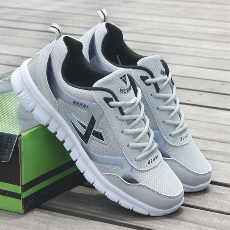 Sneakers Breathable Mesh Shoes Adult Fashion Light Trainers Sneakers Shoes Baskets