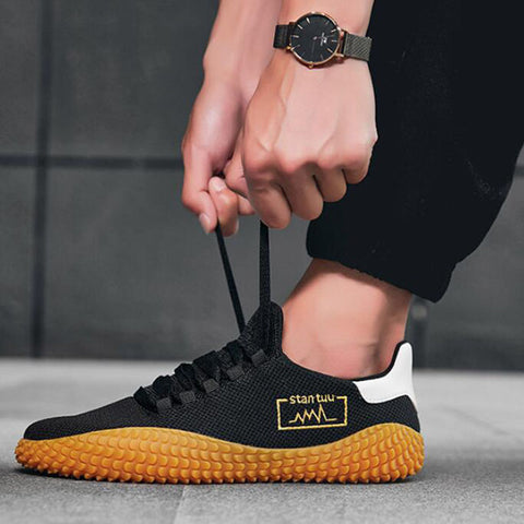 Casual Shoes New Ultra Light Sneakers For Fashion Mesh Breathable Vulcanized Shoes