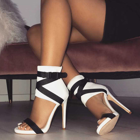 Women Sandals Luxury Party Elegant Wedding Heels Sexy Pumps Women Comfortable Non-slip Sandals