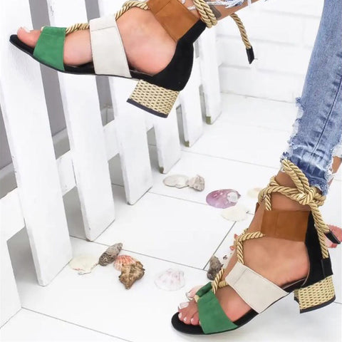 Fashion  Women Sandals Female Beach Shoes Wedge Shoes High Heel Comfortable Platform Sandals