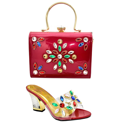 Shoes And Bags Set Shoes And Matching Bags Women Shoes And Bag Sets