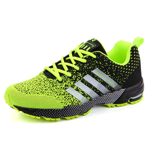 New Running Shoes Breathable Outdoor Sports Shoes Lightweight Sneakers For Comfortable Athletic Training Footwear