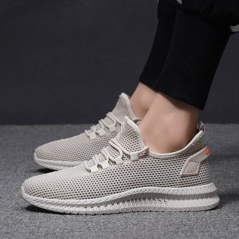 Shoes Sneakers Flat New Casual Shoes Comfortable Footwear Breathable Mesh Sport