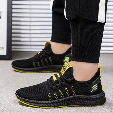 Hot Sales Shoes Casual Flats Mesh Shoes Sneakers Designer Adult Tennis Breathable Shoes Sport Fashion Footwear