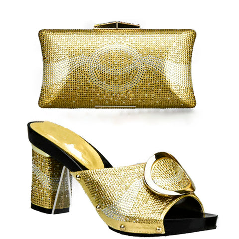 Shoes And Bag Set For Party In Women Matching Shoes And Bag Set Wedding Shoes And Bags