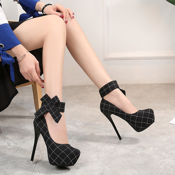 Platform Heels Office Shoes Woman Pumps Women Shoes High Heels Wedding Ladies Shoes