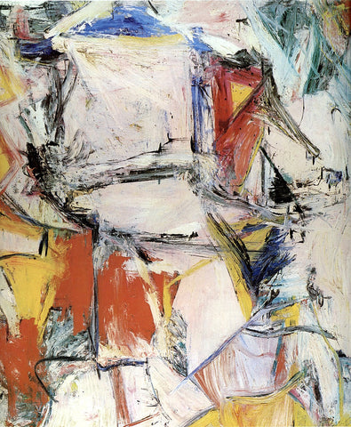 Willem de Kooning - Interchange