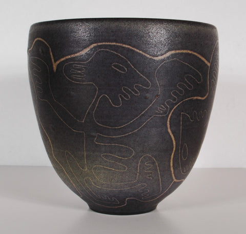 Edwin and Mary Scheier - Studio Pottery Vase