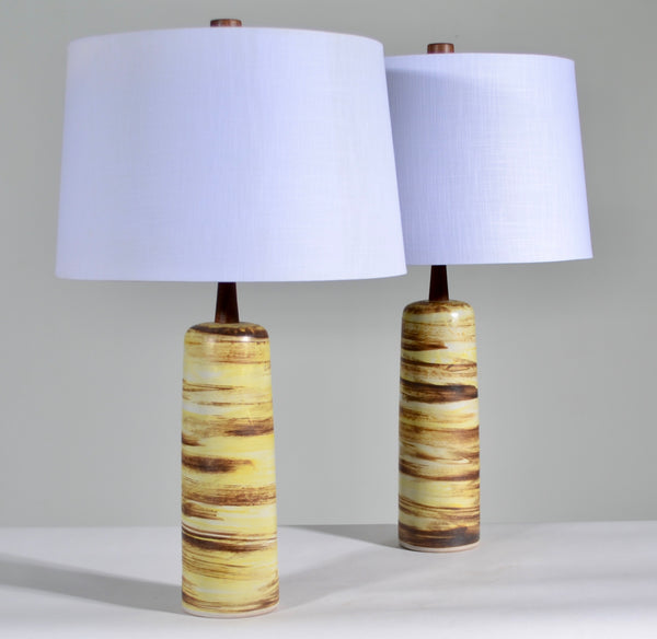 Gordon & Jane Martz - Table Lamps, Pair