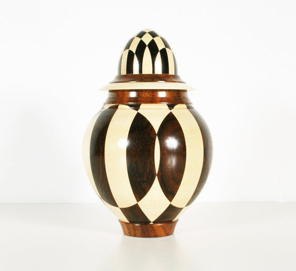 Michael Mode - Lidded Vessel
