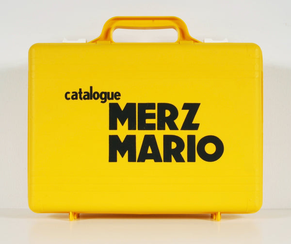 Mario Merz - Catalogue