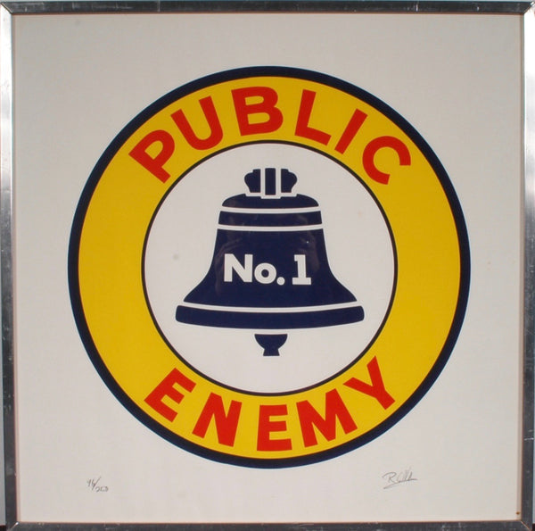Robert Cenedella - Public Enemy No. 1