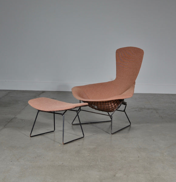 Harry Bertoia - Bird Chair & Ottoman