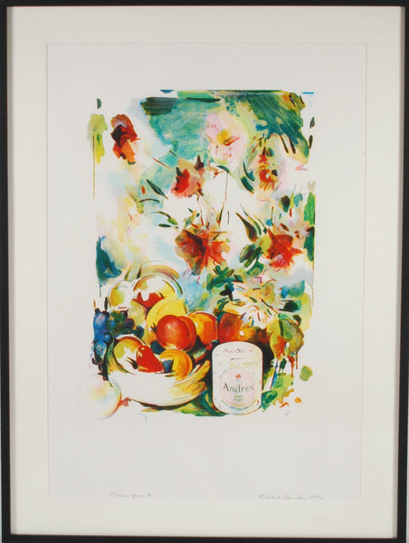 Richard Hamilton - Flower Piece B