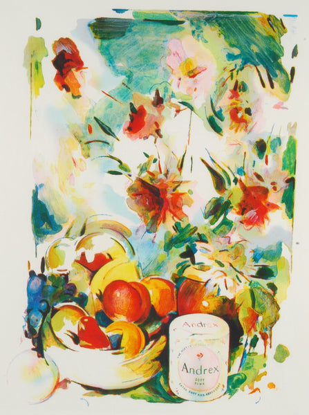 SOLD - Richard Hamilton - Flower Piece B