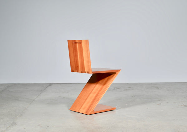 Gerrit Rietveld - Zig-Zag Chair for Cassina