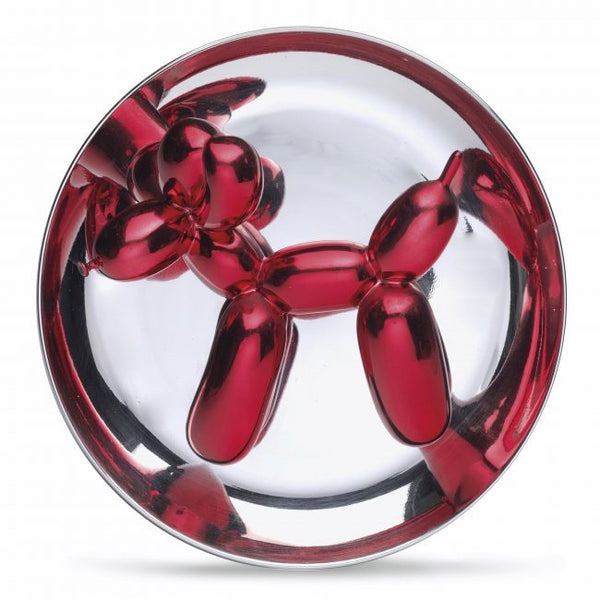 Jeff Koons - Balloon Dog (Red)