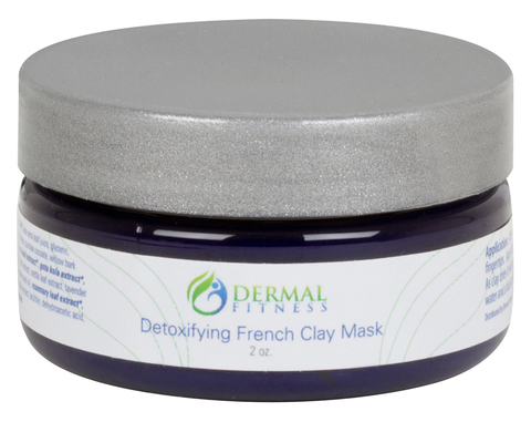 Detoxifying French Clay Mask