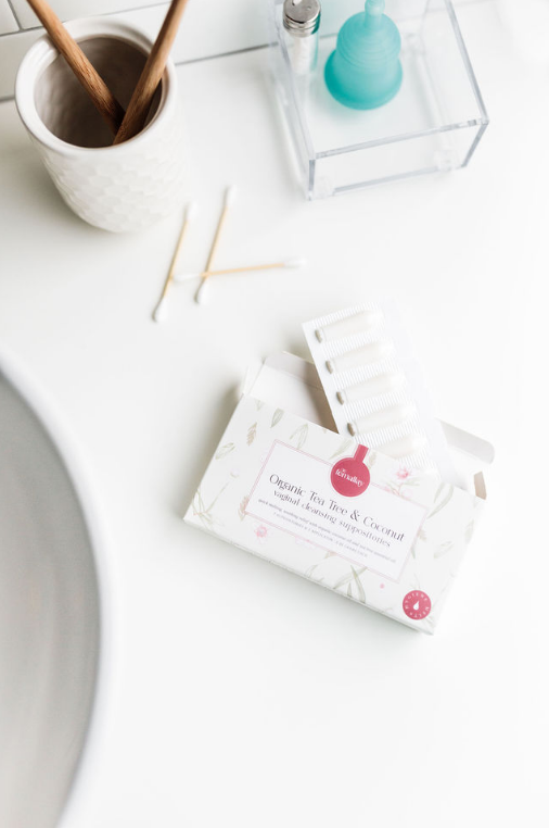 Tea Tree Suppositories for Vaginal Wellness
