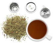 Organic Mint Chocolate Mate Loose Leaf Yorba Mate Tea - Femallay