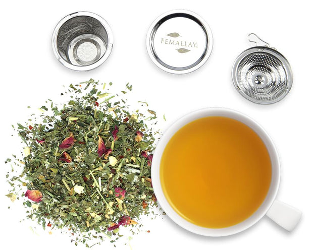 Organic Mother-to-Be Loose Leaf Herbal Tea - Femallay