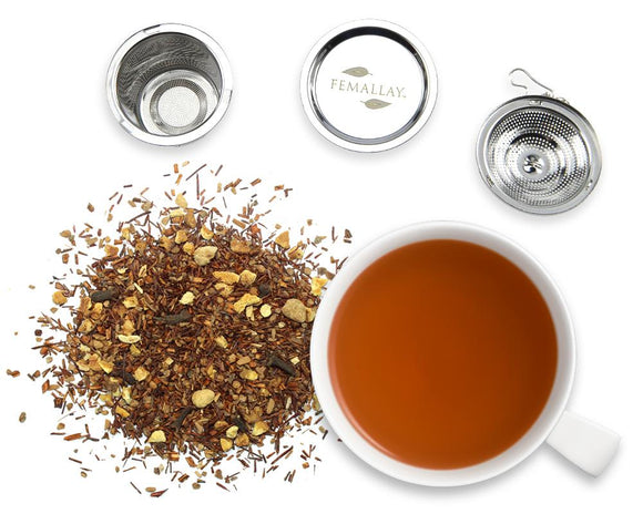 Organic Pumpkin Spice Herbal Tea