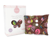 Femallay Bamboo Charcoal Cloth Menstrual Pads - Happy Birds Pattern