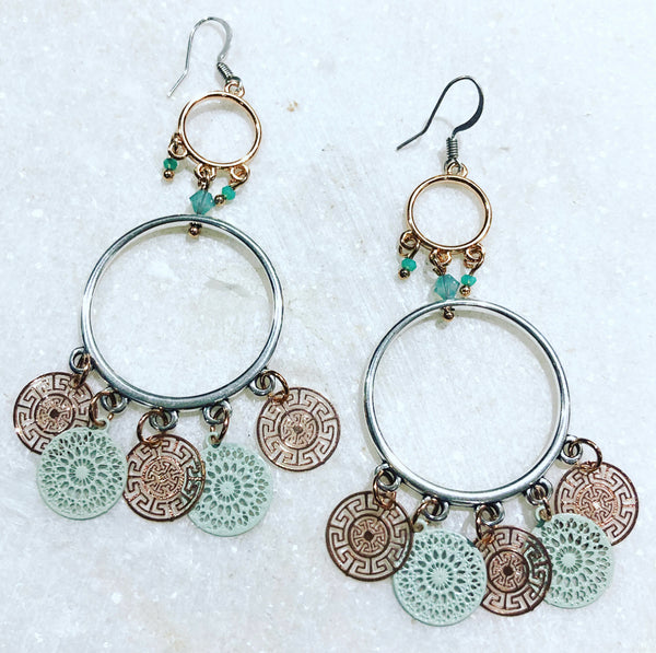 Nepheli Earrings