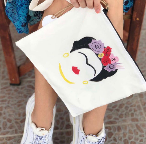 Frida Kahlo Clutch