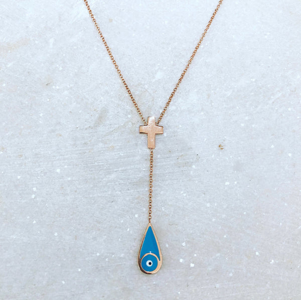 Aegean Blue Necklace