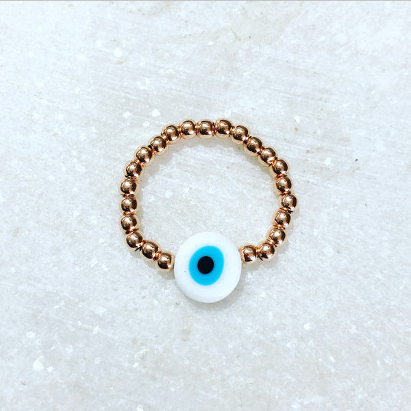 Apollonia Eyes Ring
