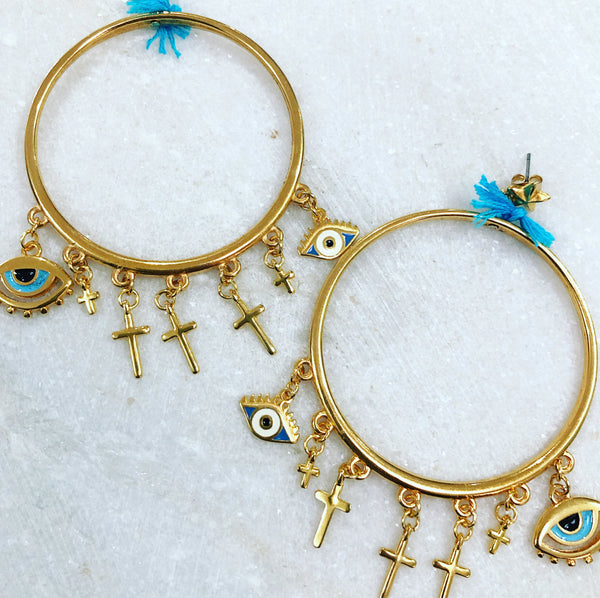 Pisti  Earrings