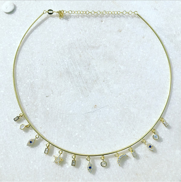 Apopsis Necklace