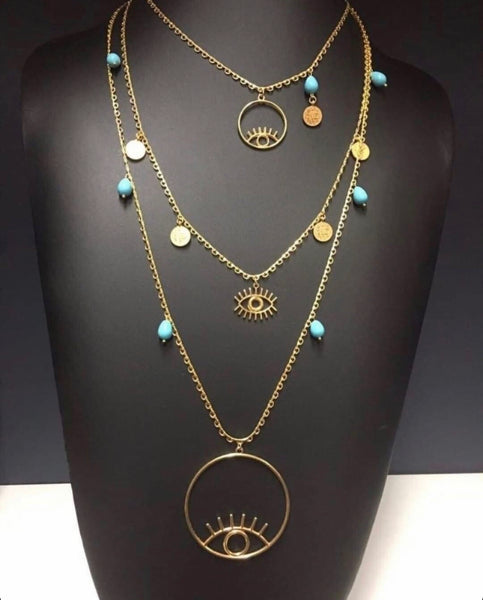 Eclipsis Necklace