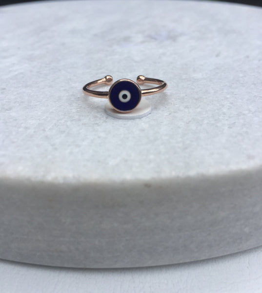 Naxos Blu Navy Ring