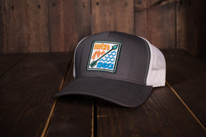 Mountain & Sea Lo-Pro Trucker