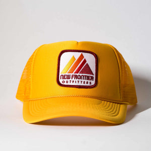 Retro Mountain Trucker