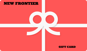New Frontier Gift Card