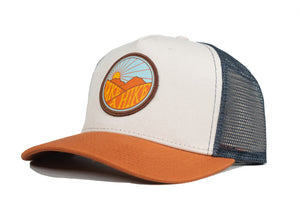 TAKE A HIKE TRUCKER (TEXAS ORANGE)