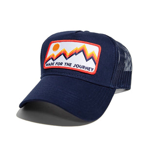 Journey Badge Trucker Hat