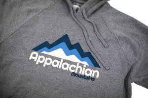 Appalachian Mountains Hoodie (Wolf Grey)
