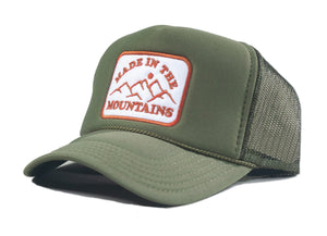 Made in the Mountains Trucker