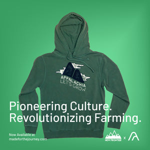 Appalachia Let's Grow Hoodie (AppHarvest)
