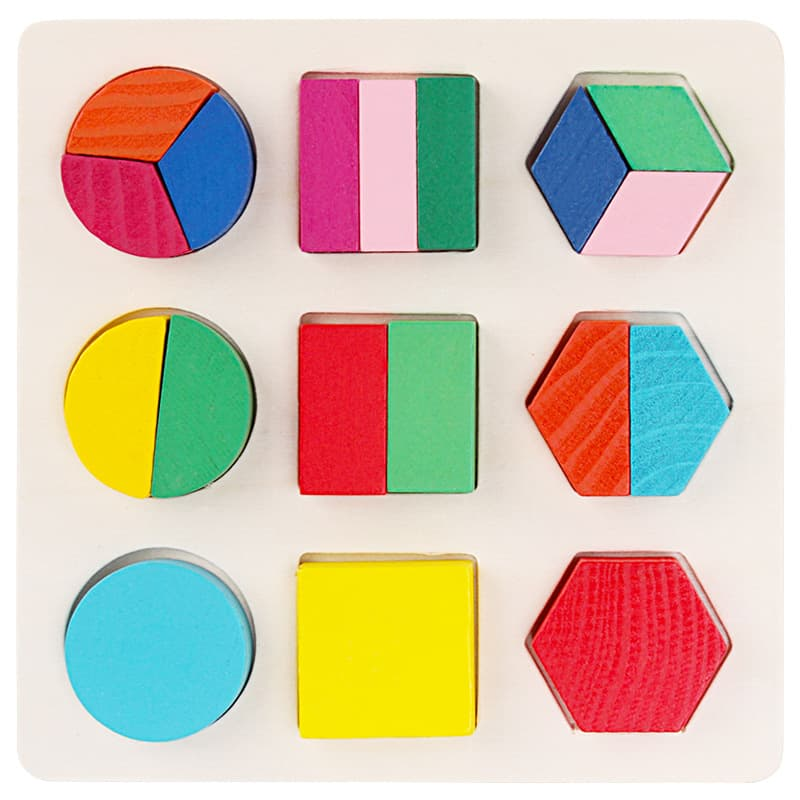 Shapes Sorter Board