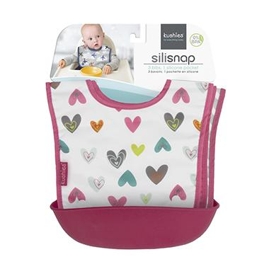 Silicone Bibs-Watermelon Warehouse