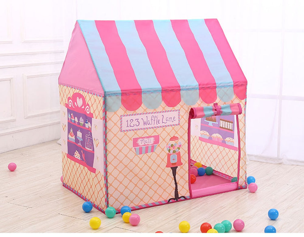Bake Shoppe Play Tent